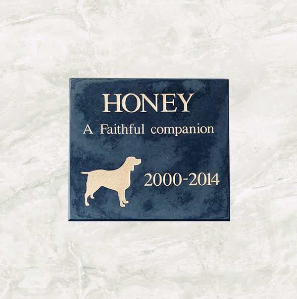 Large Slate Plaque  £83.98